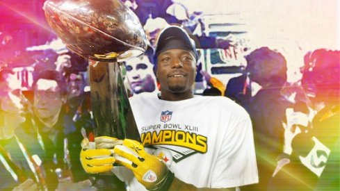 Super Bowl XLIII MVP Santonio Holmes