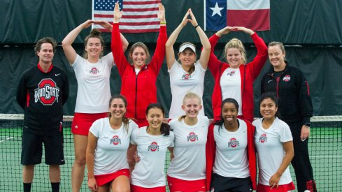 Ohio State advances to the ITA Indoor Championship