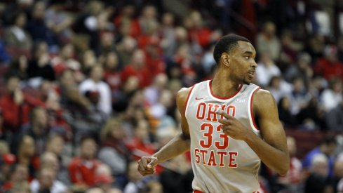 Keita Bates-Diop scored a game-high 22 points vs. Penn State.