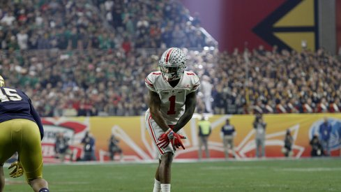 Braxton Miller could go as high as number 2 in the NFL draft.