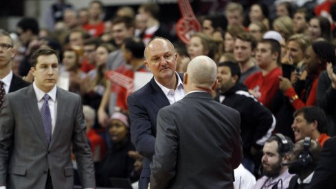 Thad Matta and his staff had a busy week.