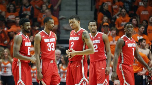 Ohio State knocked off Illinois on Thursday, 68-63 in overtime.