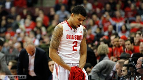Ohio State fell at home Sunday to Maryland, despite a strong first half effort.