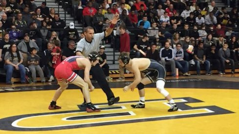 Ohio State wrestling won a pair of dual meets over the weekend.