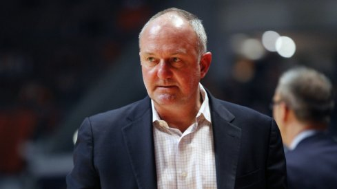 Thad Matta and Ohio State sit at 14-9 on the season.