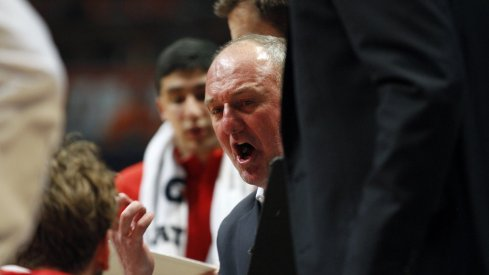 Updates from Thad Matta's Feb. 1 call-in show.