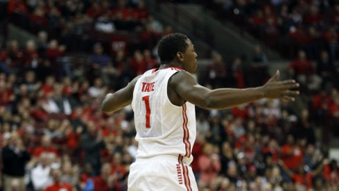 Jae'Sean Tate needs to have a huge game for Ohio State.