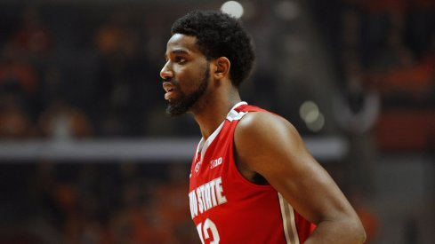 JaQuan Lyle's big night wasn't enough Thursday at Wisconsin.