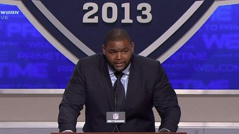 Orlando Pace to the NFL Hall of Fame