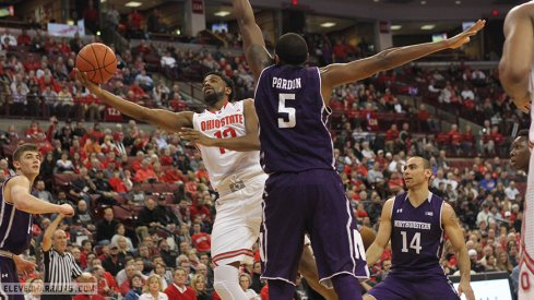 Ohio State used a second half surge to survive against Northwestern Tuesday.