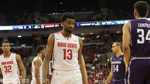 JaQuan Lyle and the Buckeyes escaped at home against Northwestern.