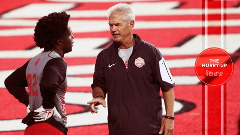 Marcus Williamson and Kerry Coombs at last July's Friday Night Lights