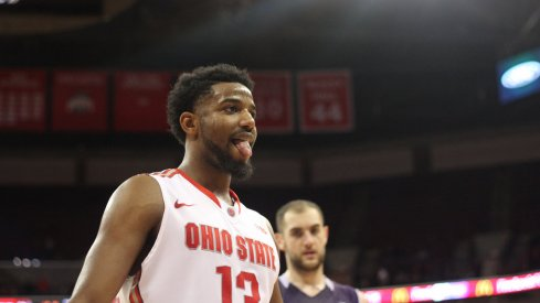 JaQuan Lyle has turned a corner for Ohio State.