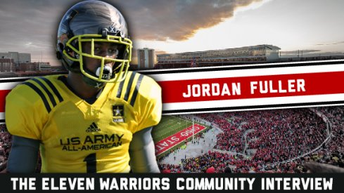 Ohio State signee Jordan Fuller