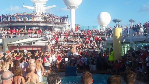 BuckeyeCruise for Cancer.