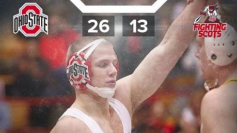 ohio State beats Edinboro.