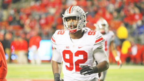 Adolphus Washington apologized for his solicitation citation in his first public appearance since the incident Friday.
