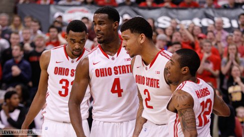 Ohio State pushed by Iowa Sunday in its final home game of the season.