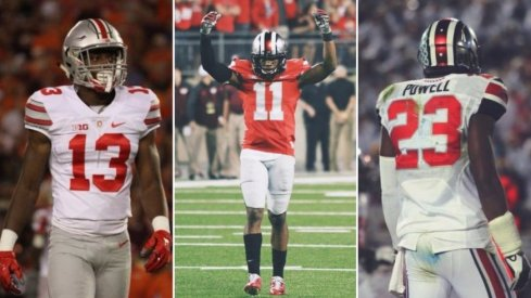 Eli Apple, Vonn Bell and Tyvis Powell are all locks to be selected in the 2016 NFL Draft.