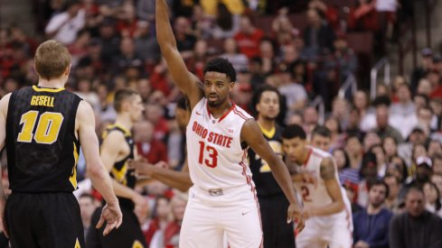 JaQuan Lyle and Ohio State are fighting to get into the NCAA tournament.