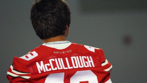 Long snapper Liam McCullough has big shoes to fill in 2016.