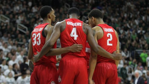Ohio State will be the 7 seed next week at the Big Ten tournament.