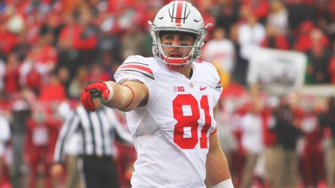 Nick Vannett will most likely go as high as the 3rd round in the upcoming NFL Draft.