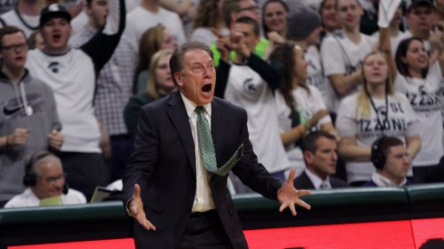 Tom Izzo's team is peaking at the right time. What a surprise.