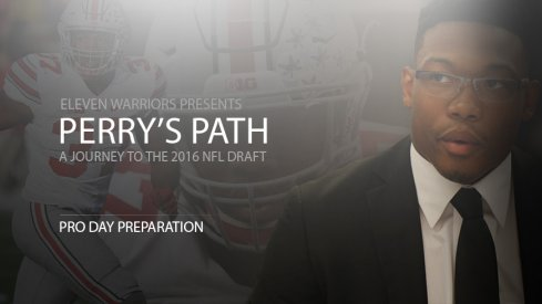 Joshua Perry's third installment of his NFL Draft diary.