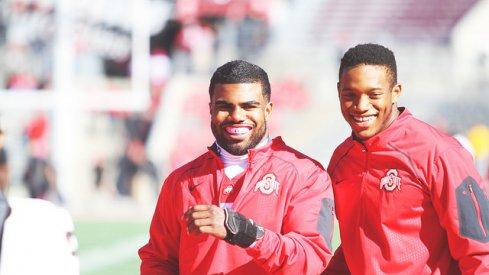 Ezekiel Elliott and Darron Lee will workout at Ohio State's pro day.