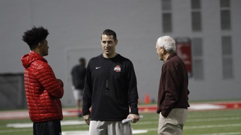 Ohio State's defensive staff is working with different personnel for the third time in four seasons.