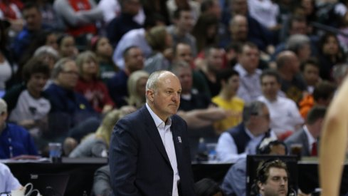 Thad Matta is likely coaching an NIT team this season.