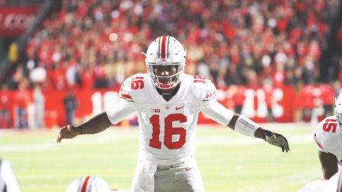 The option-heavy game plans utilized when the Buckeyes go uptempo seem to fit J.T. Barrett's skill set perfectly
