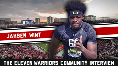 Jahsen Wint in the 11W Community Interview Series