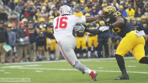 J.T. Barrett must face the Michigan schools in back-to-back weeks again in 2016.