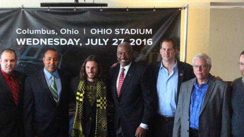 Soccer coming to Ohio Stadium.