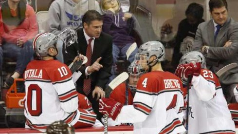 Steve Rohlik mans the Ohio State bench for a third season.