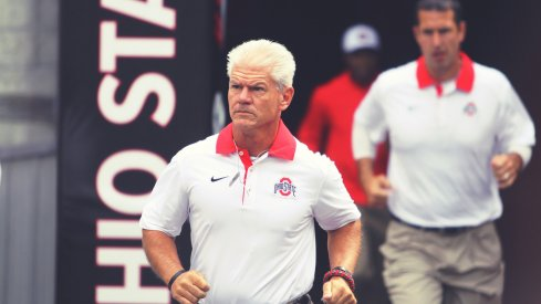 The addition of Greg Schiano ups the competition level on Ohio State's defensive coaching staff, Kerry Coombs said.