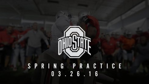 Video highlights from Saturday's spring scrimmage and more from the Ohio State video department.