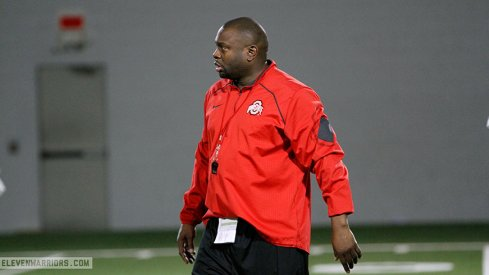 Tony Alford updated Ohio State's battle at running back Thursday after practice.