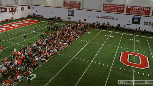 Ohio State held its annual student appreciation day Saturday.