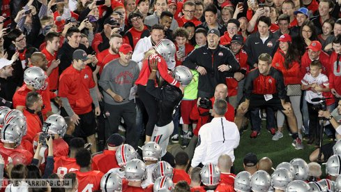 Videos from Ohio State Student Appreciation Day Saturday.