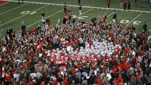 2,500 students attend Ohio State's fifth annual Student Appreciation Day.