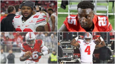 Ohio State must replace its 1st, 3rd and 4th leading rushers from a season ago.