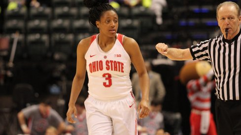 Kelsey Mitchell becomes Ohio State's third consensus All-American.
