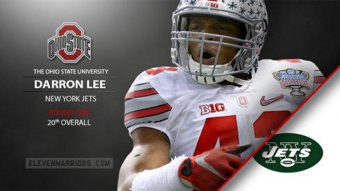 Darron Lee to Jets