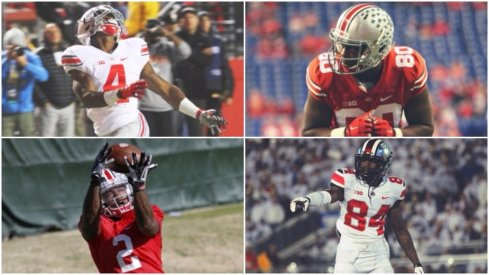 Ohio State lost 80% of its receiving yards from 2015 but has a host of talent returning.