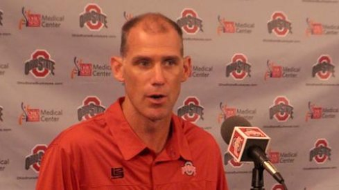 Chris Jent will replace Jeff Boals as an Ohio State assistant coach.