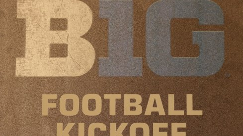 B1G football teleconference updates from the West Division.