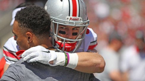 Ohio State's spring game served as the final public display of torch passing and transitional phase.